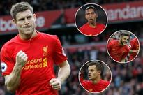 Firmino? Coutinho? Lallana? No, Liverpool's best attacking player is OFFICIALLY James Milner