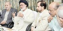 Ali Ghazi Askar hails arrangements of Telangana Hajj Committee