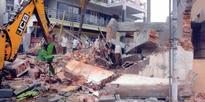 Illegal structures across nalas in Old city demolished