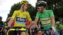 Froome, Sagan join forces in audacious attack