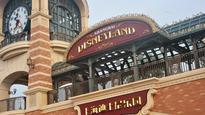 Dark Skies Fail to Dampen Shanghai Disneyland Opening
