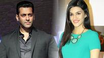Salman Khan May Star With Kriti Sanon In Bodyguard's Sequel