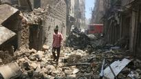 Air raids hit 4 hospitals in Syria's Aleppo