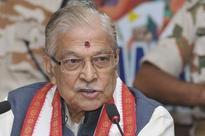 Murali Manohar Joshi to visit Bengaluru