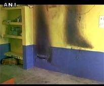Armed men torch Bible, thrash pastor and his wife in Bastar church