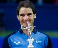 Nadal equals record
