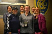 Kirkhill Lawn Tennis Club make history after winning trophy for first time in 20 years
