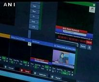 Kashmir: Youth revolutionizes communication, introduces first Mobile TV station