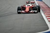 Vettel, Raikkonen hopeful for Ferrari in Russian Grand Prix (AFP)