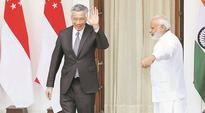 Singapore backs India on fight against terror, to step up trade ties