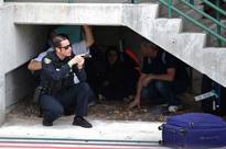Five die in Florida airport shooting, suspect in custody
