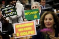 Brazil congressional committee recommends impeaching Rousseff