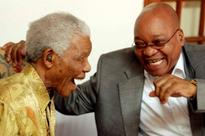 'Madiba is improving': Zuma