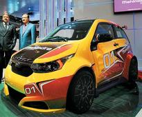 Mahindra Electric expects to reach capacity in 2017