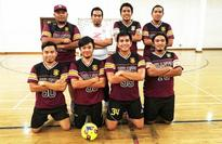 KEBE FT crowned champions of I Rest Futsal Tournament