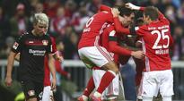 With Uli Hoeness back in charge, Bayern Munich return to winning ways