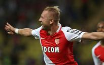 (Football) Monaco secures 2-1 win over Angers to go top