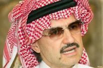 Saudi prince says he twice saved Trump from bankruptcy