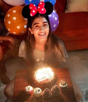 #InstaNews: Pooja Hegde's birthday celebration