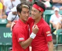 Davis Cup: Japan, Australia book their spots in World Group with dominating 3-0 victories