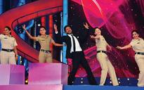 Bollywood biggies regale Mumbai cops at Umang