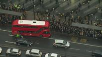 Tube strike: Travel chaos continues into the night throughout London - latest news and travel updates