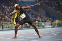 Usain Bolt has the coolest celebration in sports