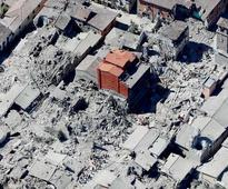 In pics: Earthquake in Italy kills 247, shatters town