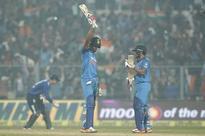 Jadhav, Pandya shine but India fall short at Eden