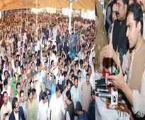 Hamza flays Imran to woo voters