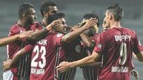 I-League: Mohun Bagan beat DSK Shivajians, go level on points with East Bengal