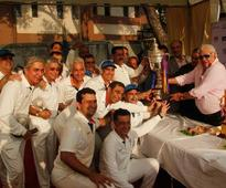 Parsis celebrate their cricketing tradition