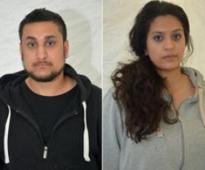 Couple guilty of London bomb plot