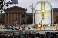 Pope Francis, 79, Falls While Celebrating Mass in Poland