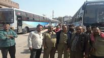 Padmaavat row: After vandalism in Mehsana, bus services suspended in north Gujarat