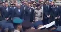 Egypt Politics digest Aug.7: Sisi attends funeral of Nobel Laureate Ahmed Zewail in New Cairo; Egypt re-asks Interpol to arrest fugitives from justice