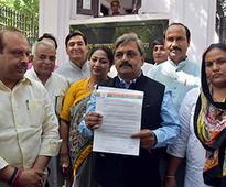 Village Kheda Kalan residents & BJP leaders meet Governor