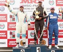 Lack of sponsors cripples young Tharani's international racing dream