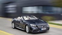 Mercedes-Benz reveals the S65 AMG convertible