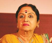 Veteran Actor Saroja Donates to Flood Relief