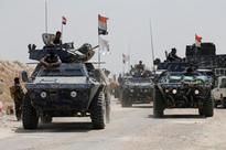 Top Shi'ite cleric urges restraint in assault on Iraq's Falluja