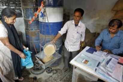 Aadhaar-based PDS reforms fail the last-mile test