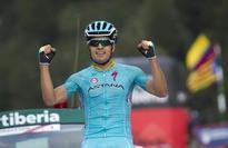 Landa takes Trentino cycling lead as Nibali struggles (AFP)