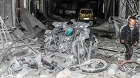 Russian airstrikes kill 23 in NW Syria