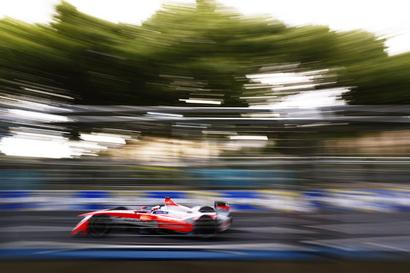 First Formula E win for India's Mahindra team