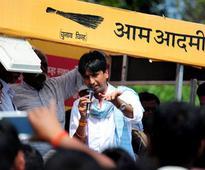 AAP leader Kumar Vishwas, several others skip major party event in Delhi