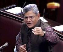 Modi govt not serious about solving drought problem: Sitaram Yechury