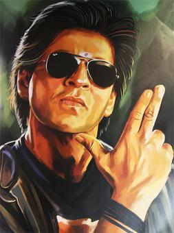 'Shah Rukh Khan can never play a poor man'