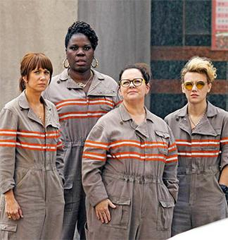 Review: Four awesome ladies put the bust in Ghostbusters