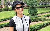 Visually impared Manasvi set to go to NASA